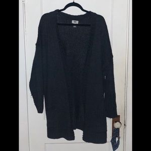 Old Navy Large Knit Cardigan